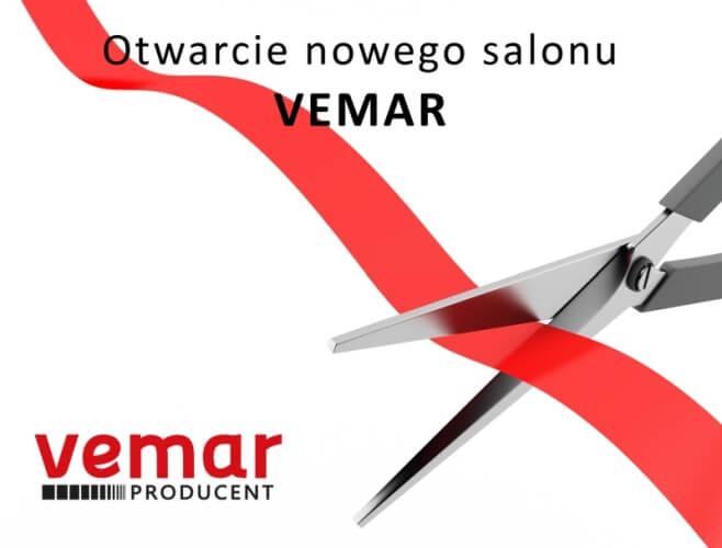 Otwarcie nowego salonu Vemar